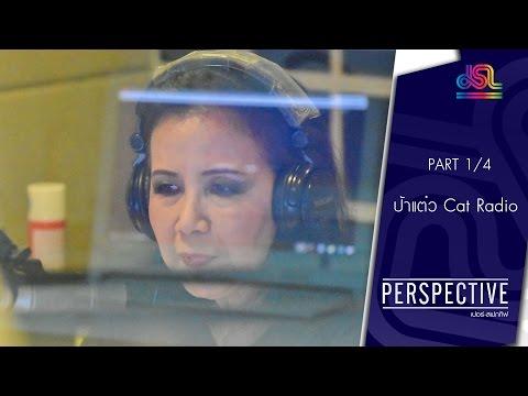 Perspective : ป้าแต๋ว Cat Radio [14 ส.ค. 59] (1/4) Full HD (Edit)