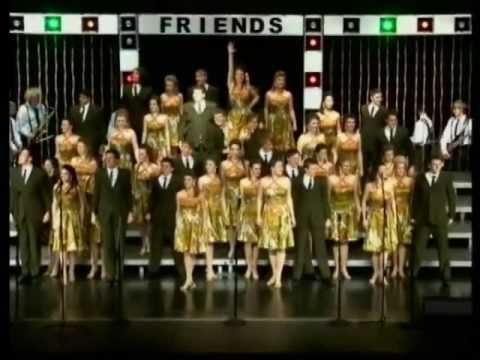 Beavercreek Friends Show Choir 2011 @ Wapakoneta: Part 1