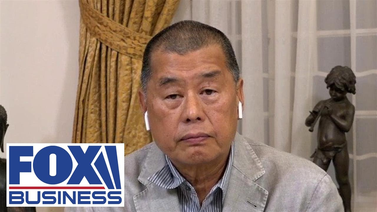 Jimmy Lai on Hong Kong security laws protests: I'm going to stay and fight