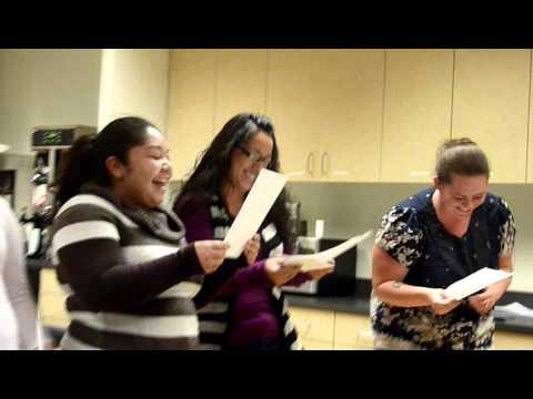 2011 ESM Karaoke Caroling -- Team Allen School