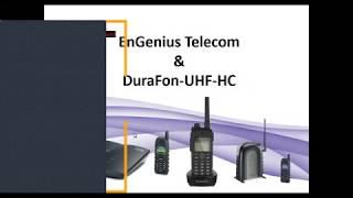 Long-Range Phones: UHF & Warehousing