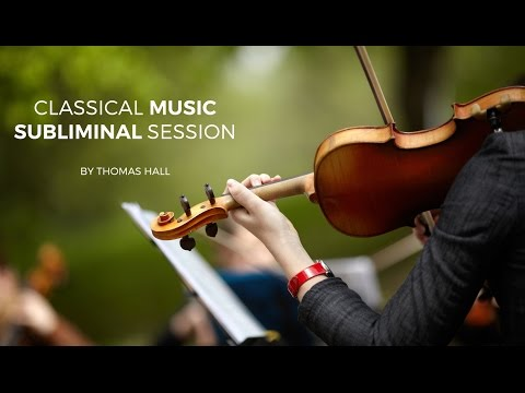 Stay Calm & Confident In Confrontation - Classical Music Subliminal Session - By Thomas Hall