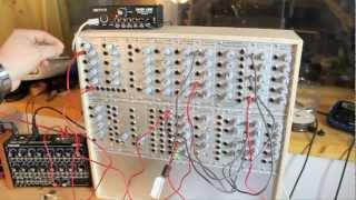 Doepfer Modular-System A-100: Ein Sound entsteht