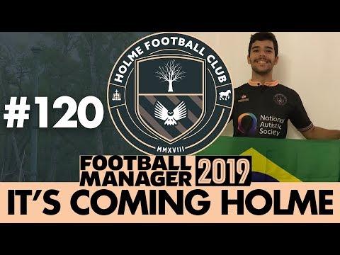 HOLME FC FM19 | Part 120 | PREMIER LEAGUE SAFETY? | Football Manager 2019