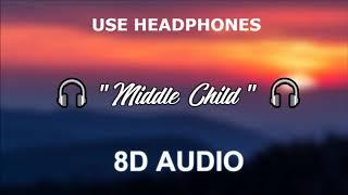 J. Cole - Middle Child ( 8D AUDIO) 🎧