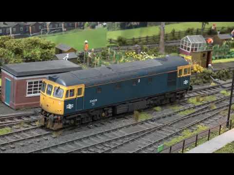 The London Festival of Railway Modelling 2018 - Part 1
