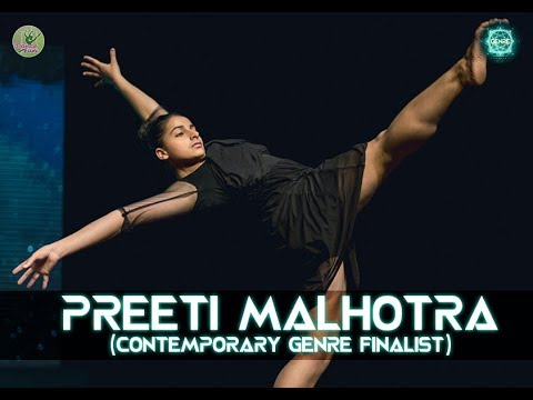 Preeti Malhotra - Contemporary Genre  Finalist | Genre- Your Style Your Stage | Dance Competition