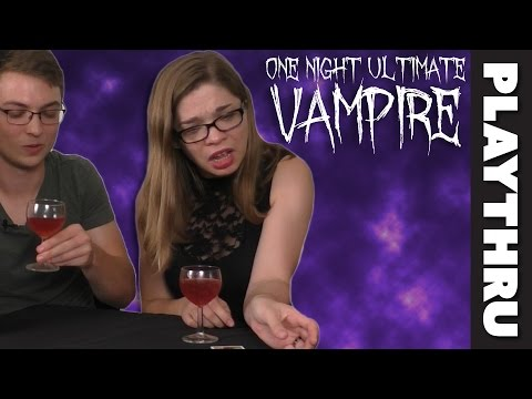 ONE NIGHT ULTIMATE VAMPIRE - Extended Play Through