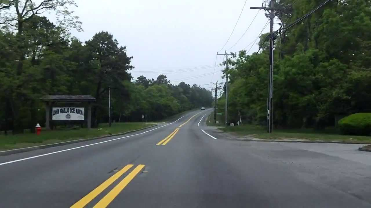 Sandwich Road Bourne To Sagamore Eastbound Youtube