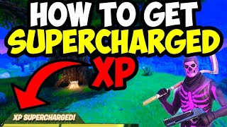 How To Get Supercharged XP in Fortnite Chapter 2 Season 3!