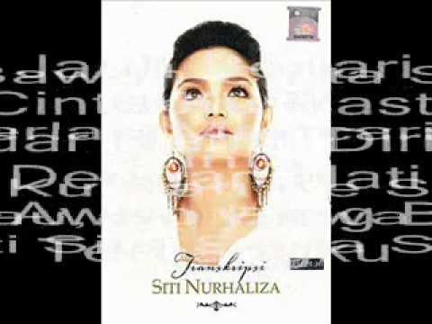 Dato' Siti Nurhaliza - Siti Situ Sana Sini (Lirik)