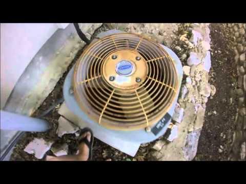 goodman central air conditioner. several goodman central air conditioners \u0026 a 1997 carrier 1.5 conditioner! conditioner