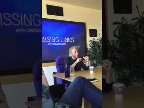 Gregg Braden - Behind the scenes interview with Gaia Team