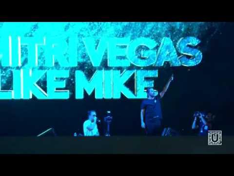 UNTOLD FESTIVAL DIMITRI VEGAS & LIKE MIKE LIVE 2017