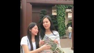 160401 何明華會督銀禧中學 南蓮園池 文化專題短片攝製