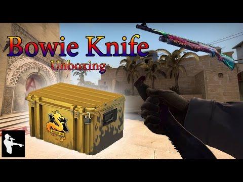 BobiBeatbox - Imame Bowie Knife ( CS : GO )