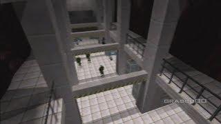 GoldenEye 007 N64 - Control - 00 Agent (Real N64 capture)