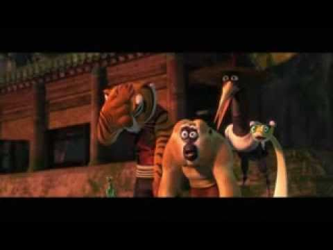 Kung Fu Panda 2 - Trailer en español