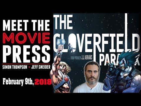 Meet the Movie Press February 9th, 2018 - Meet the Movie Press