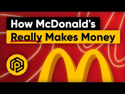 How McDonald's Really Makes Money