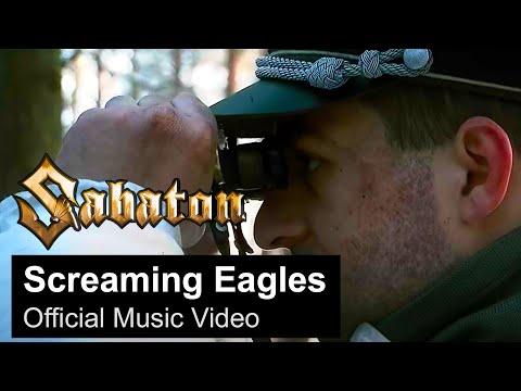 SABATON - Screaming Eagles (OFFICIAL MUSIC VIDEO)
