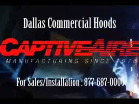Captiveaire Ventilation Systems - Commercial Vent Hood Systems In Dallas, TX (469) 212-4894