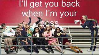 Video Loser Like Me || Glee || KARAOKE download MP3, 3GP, MP4, WEBM, AVI, FLV Agustus 2018