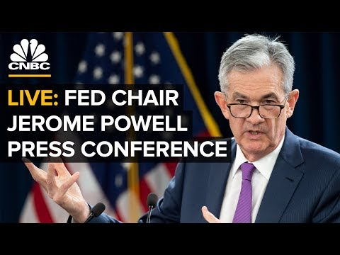 LIVE: Fed Chair Jerome Powell Holds News Conference — Wednesday, Dec. 19, 2018