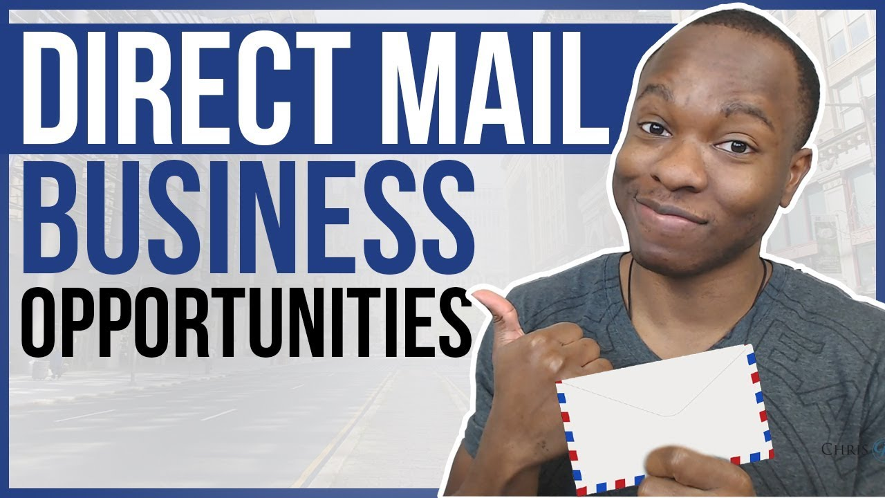 Direct Mail Business Opportunities For Beginners - How to Earn With 30 Day Success Formula