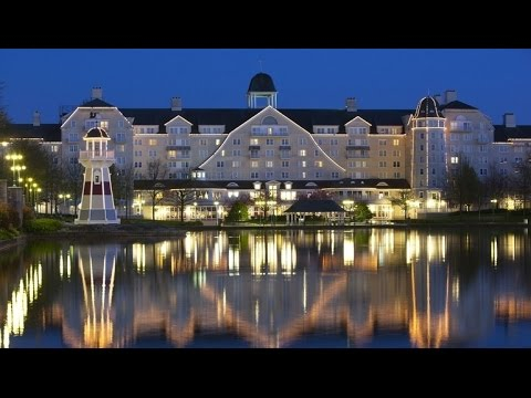 Disney's Newport Bay Club | Disneyland Paris