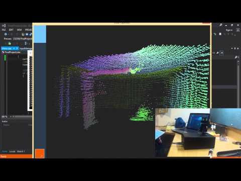 Lidar 3D Scanner