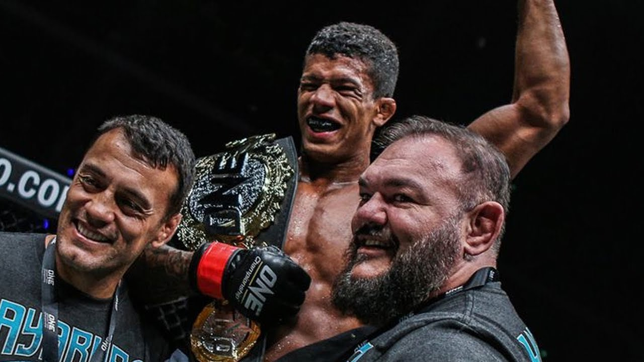Every Adriano Moraes Fight In ONE Championship