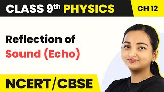 Download Reflection of Sound (Echo) - Sound   Class 9 Physics