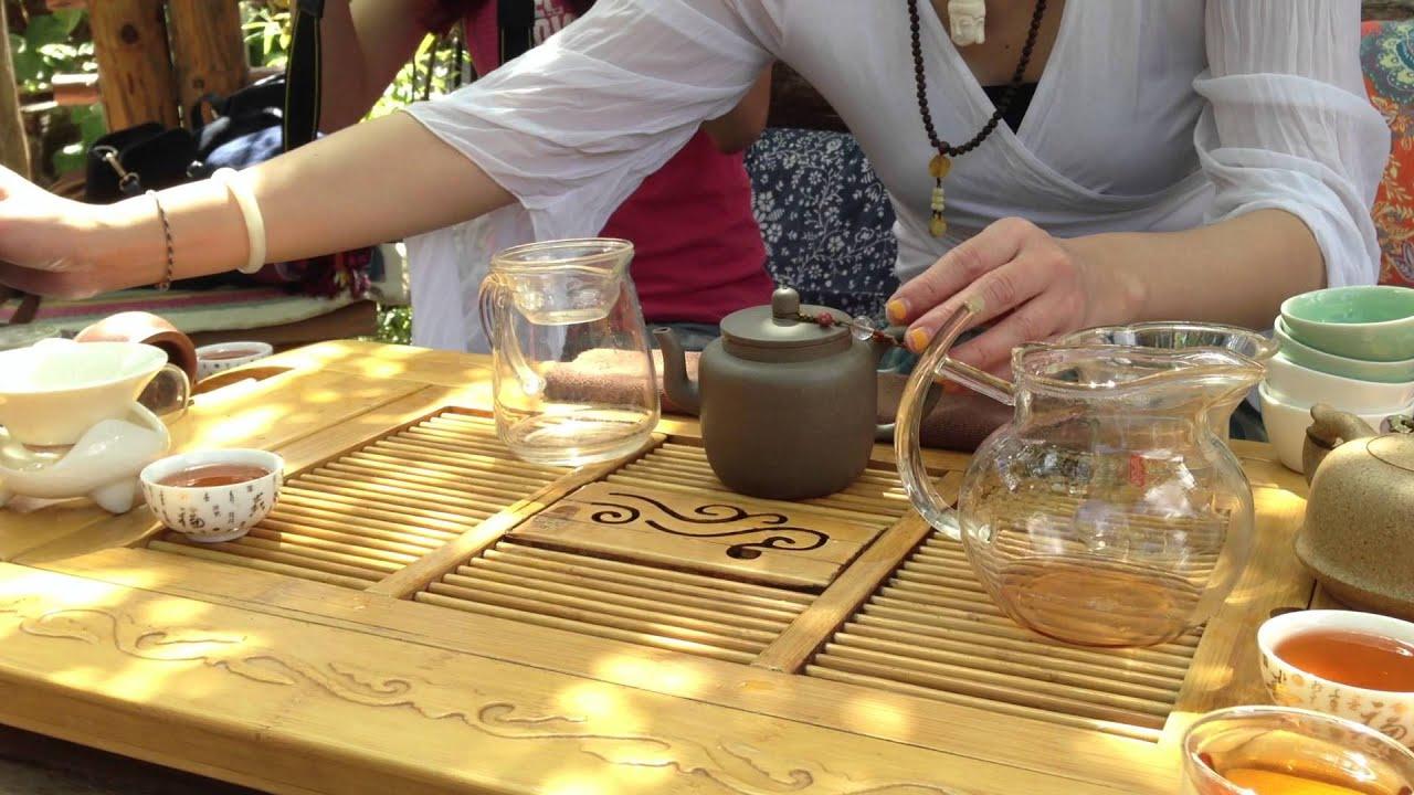 Tea culture china