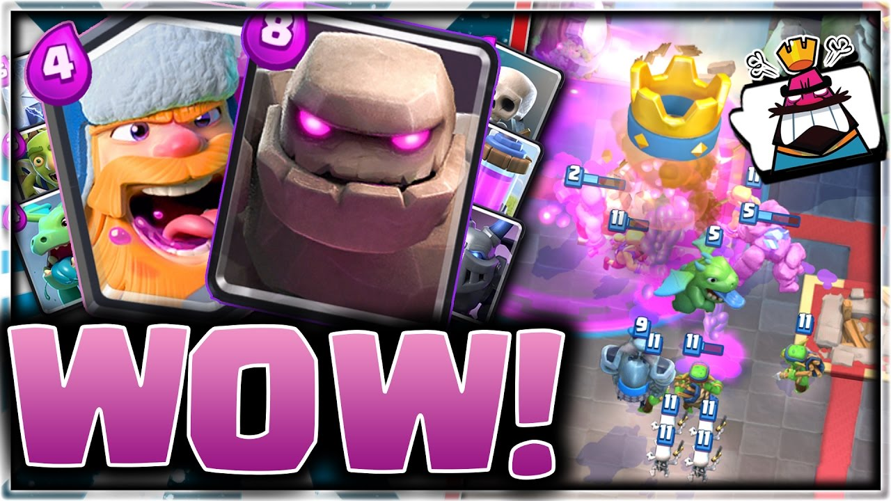 The Lumberjack Is One Tricky Yet Fun To Use Card In Clash Royale Here Are Best Strategies You Can Employ With