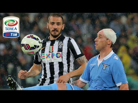 Juventus - Lazio 2-0 - Highlights - Giornata 31 - Serie A TIM 2014/15