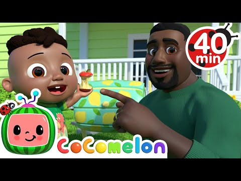 The Recycling Song + More Nursery Rhymes & Kids Songs - CoComelon