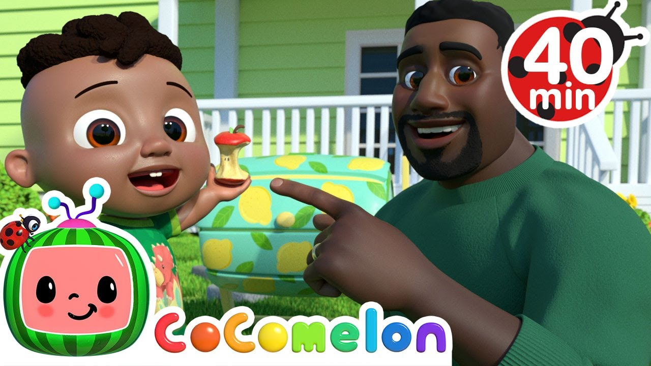 Download The Recycling Song + More Nursery Rhymes & Kids Songs - CoComelon