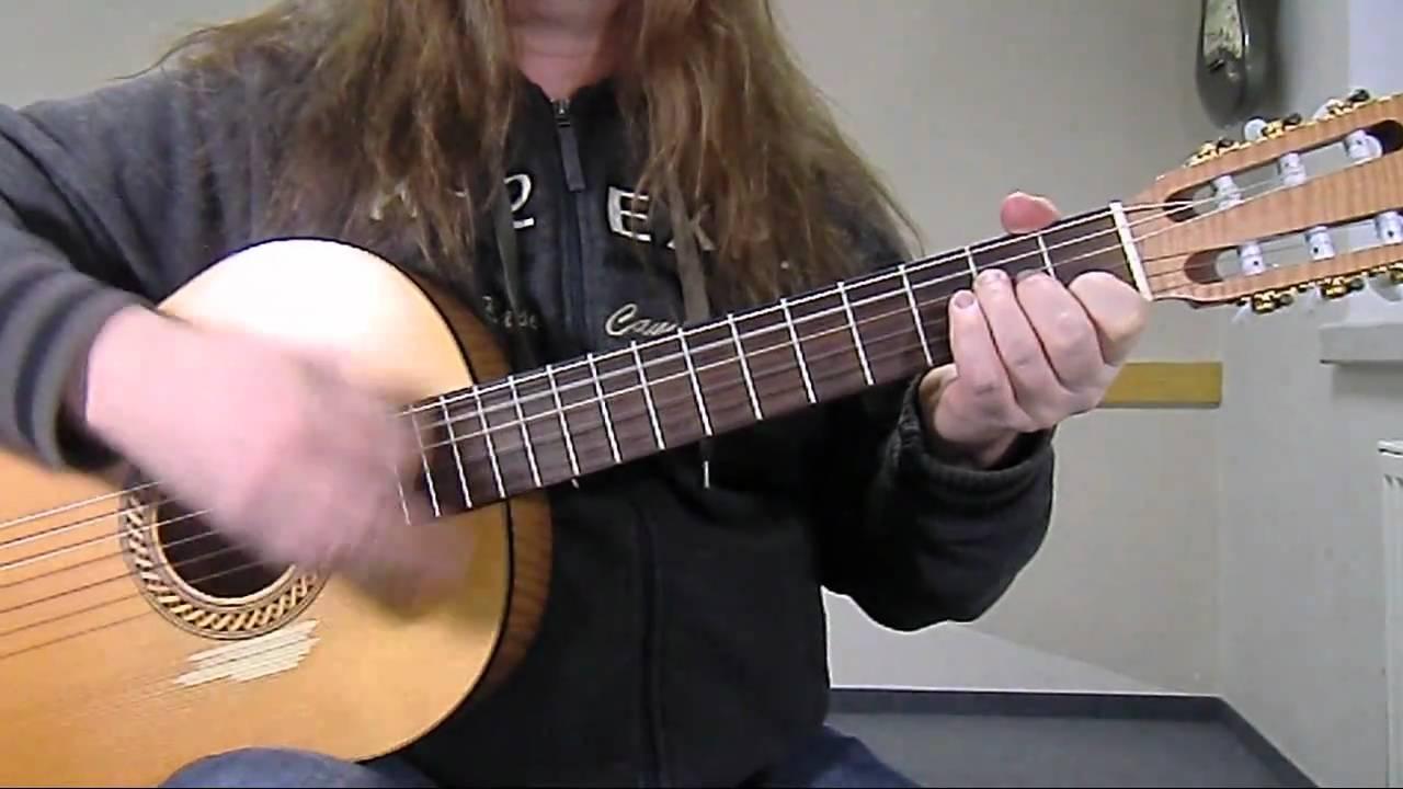 Lady In Black Uriah Heep Akkorde Gitarrenlehrer Chemnitz Youtube