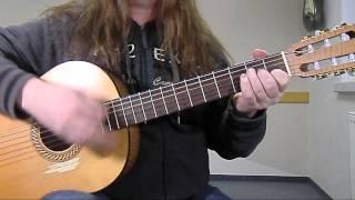 Lady In Black - Uriah Heep / Akkorde (Gitarrenlehrer Chemnitz)