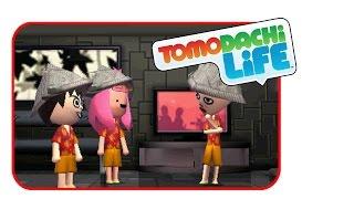 Evil Plans!!!   Tomodachi Life