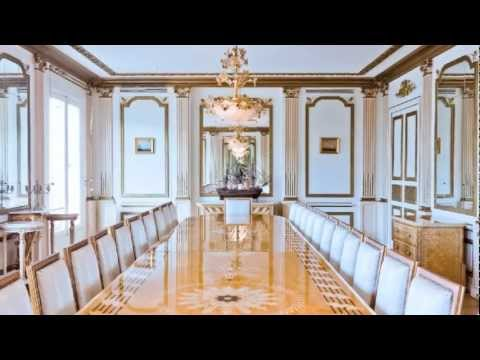 Luxurious Parisian Penthouse on Avenue du President Kennedy