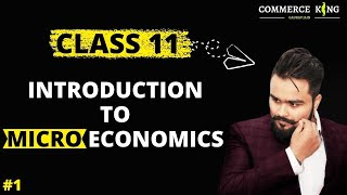 #1, Central problem of an economy (Micro economics-Class 11 and 12 )