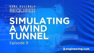 Simulating a Wind Tunnel in the Garage