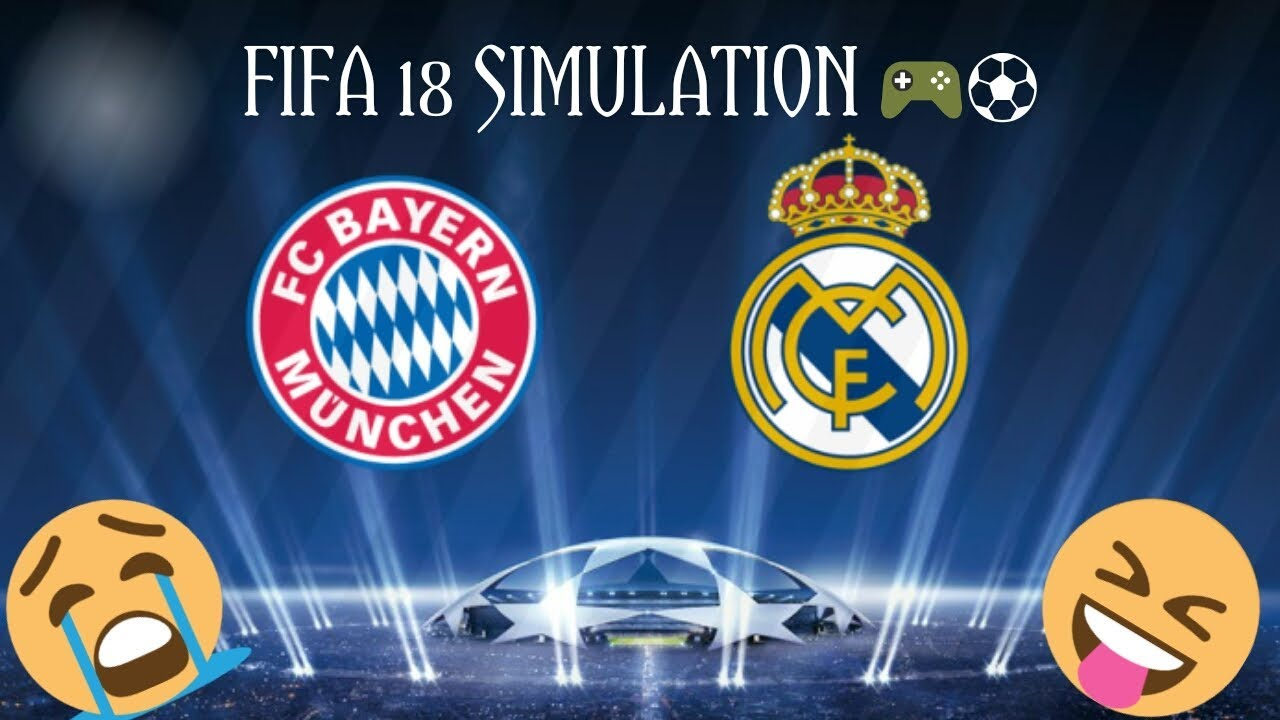 champions league madrid bayern