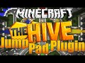 The Hive Jump Pad Plugin// Minecraft
