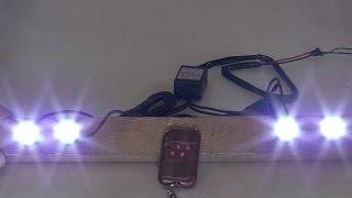 видео Стробоскоп: обзор, какие бывают, как использовать
