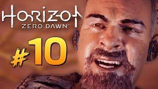 Horizon Zero Dawn - БИТВА С БОССОМ: ДЕРВАЛ #10