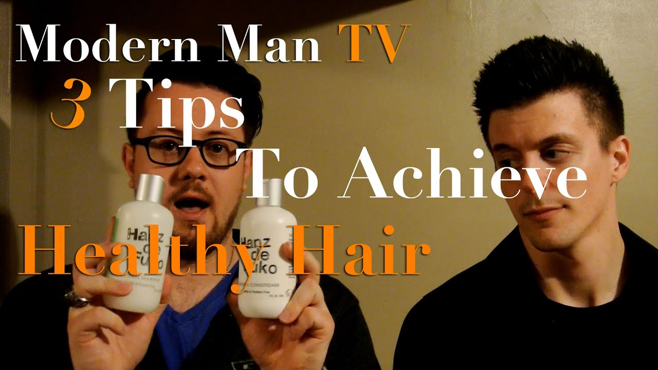 3 Tips To Achieve Healthy Hair Youtube