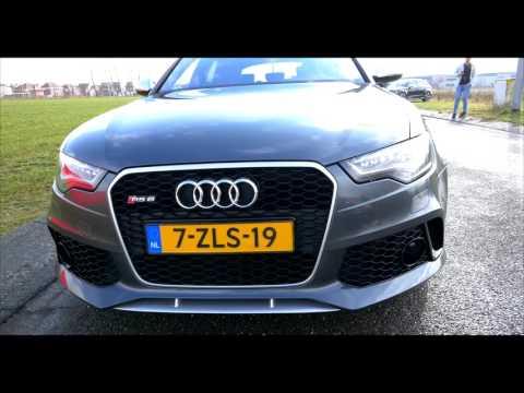 Audi RS3/TT-RS clubmeeting bij Van den Udenhout Eindhoven